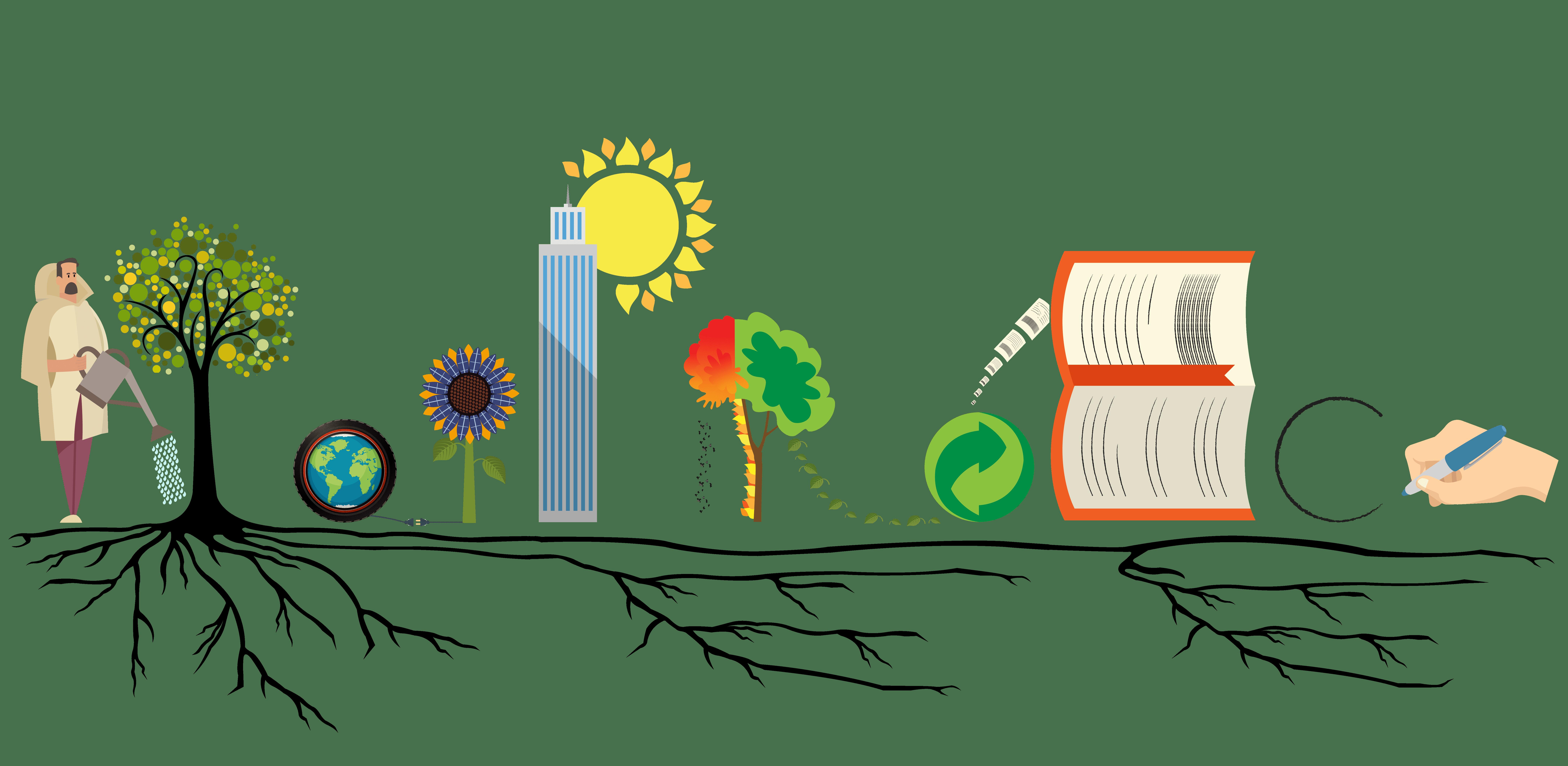 storia del blog sull'economia circolare